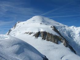 """Quelques nouvelles de Dave Pen et sa """"Quête du Mont-Blanc"""""""