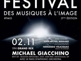 Concert-Fil Axiom le 02 Novembre au Grand Rex